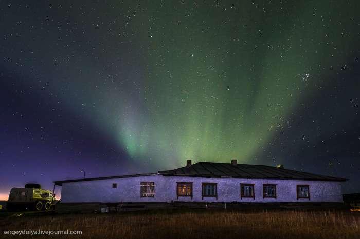 Одиночне 260-кілометрова подорож по Чукотці (23 фото)