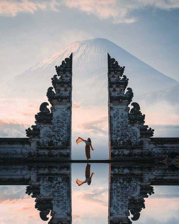 Достопримечательность Бали «Небесные врата» оказалась фейком Интересное