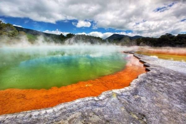 14 фото, с которыми вы откроете для себя волшебную природу Новой Зеландии Интересное