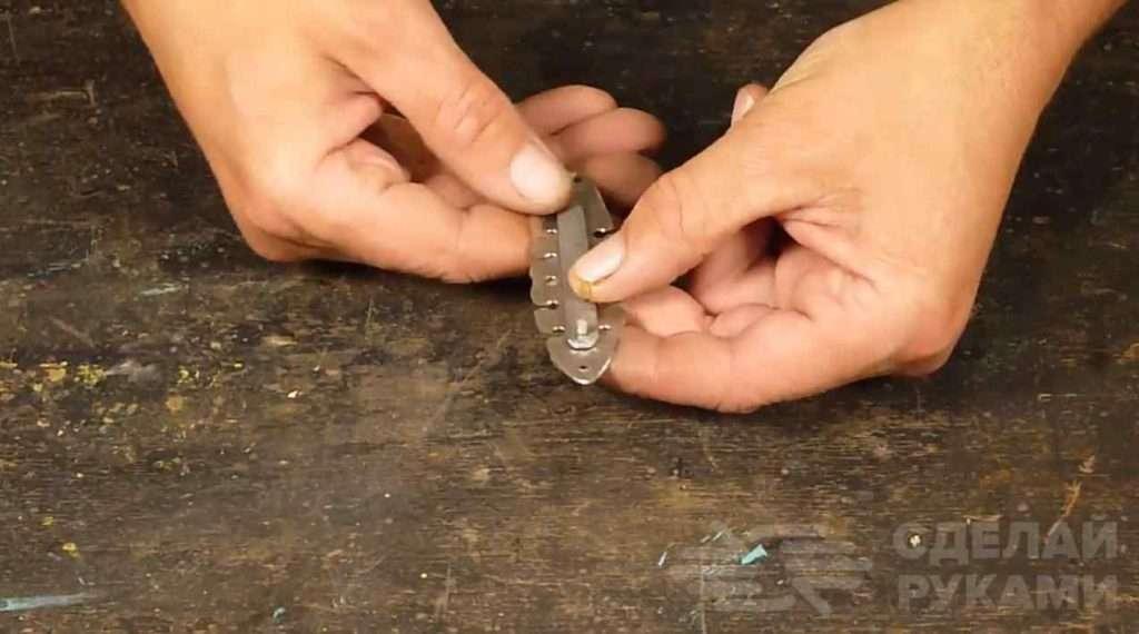 Как сделать уловистую блесну своими руками Самоделки