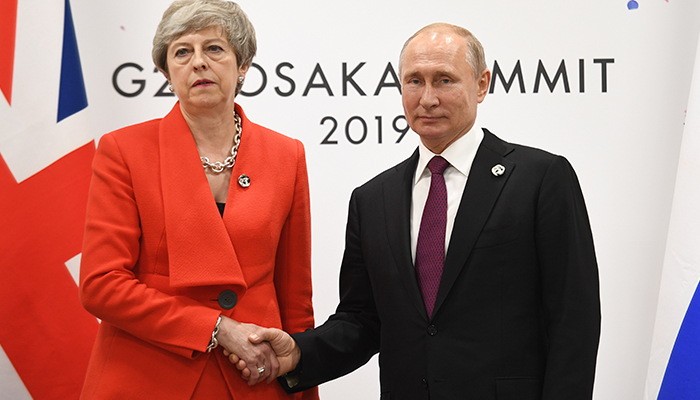 Посмеет ли Европа пожать руку Путина? геополитика