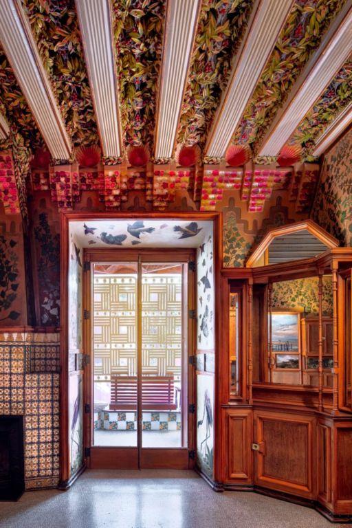 Casa Vicens в Барселоне — объект Вемирного наследия ЮНЕСКО путешествия,Путешествие и отдых