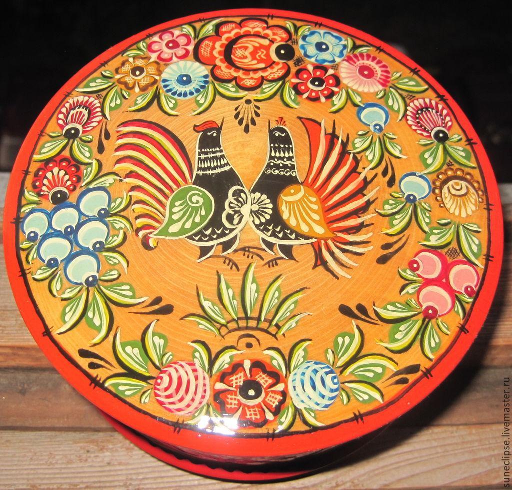 Откуда привезти подарок: регионы России, знаменитые художественным промыслом