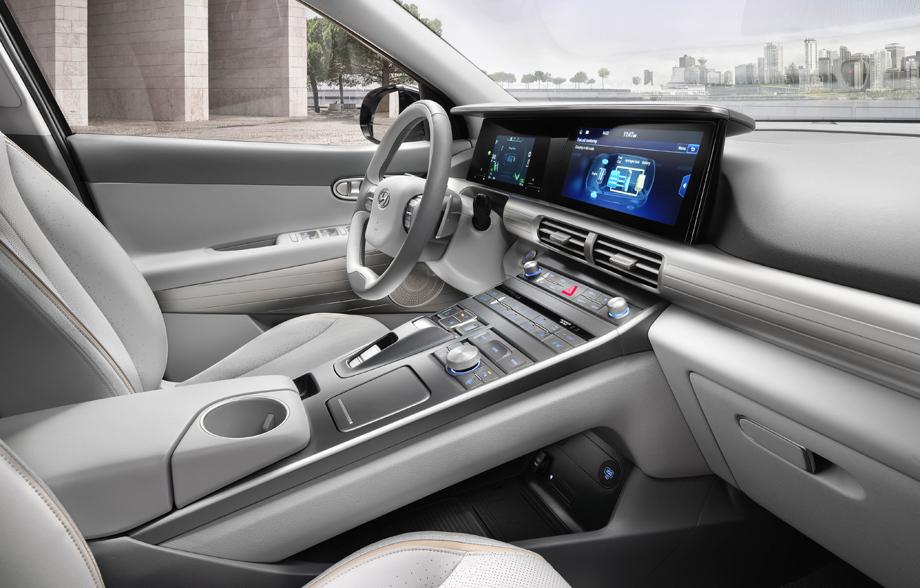 Союз Aramco и Hyundai поможет водородной инфраструктуре Авто и мото