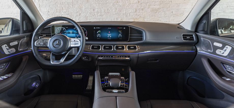 Внедорожник Mercedes-Benz GLS предъявил российские ценники Авто и мото