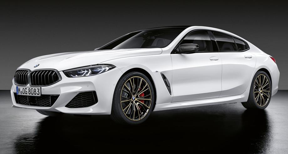 Фирма Alpina переделает BMW восьмой серии Авто и мото