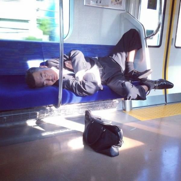 20 фото странных вещей, которые покажут Японию с другой стороны Интересное