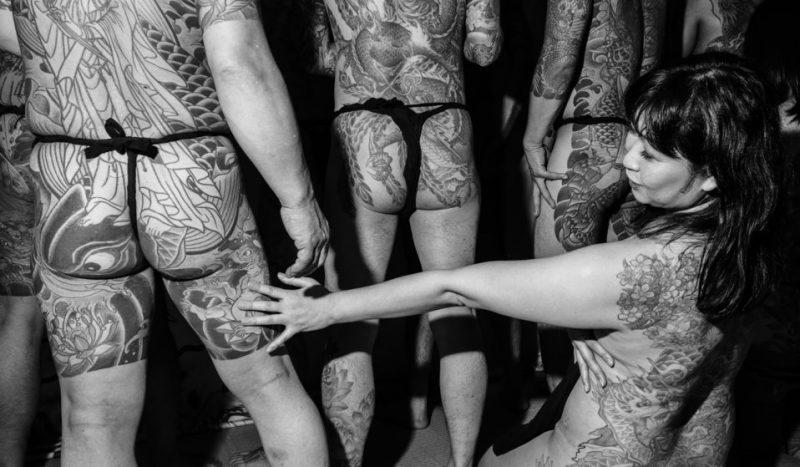 Любимица преступного клана Якудза: путь к мечте японского мастера тату Хожижень Культура и искусство
