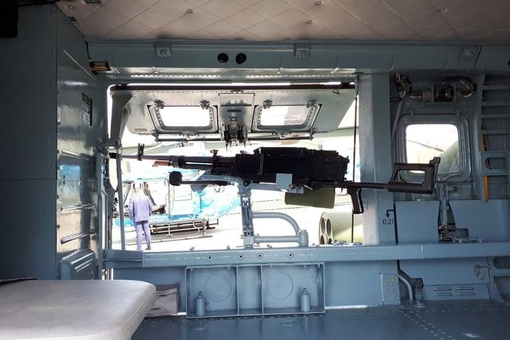 Ми-35П получил ракеты «Атака» и бортовой комплекс обороны Авиация,сделано у нас