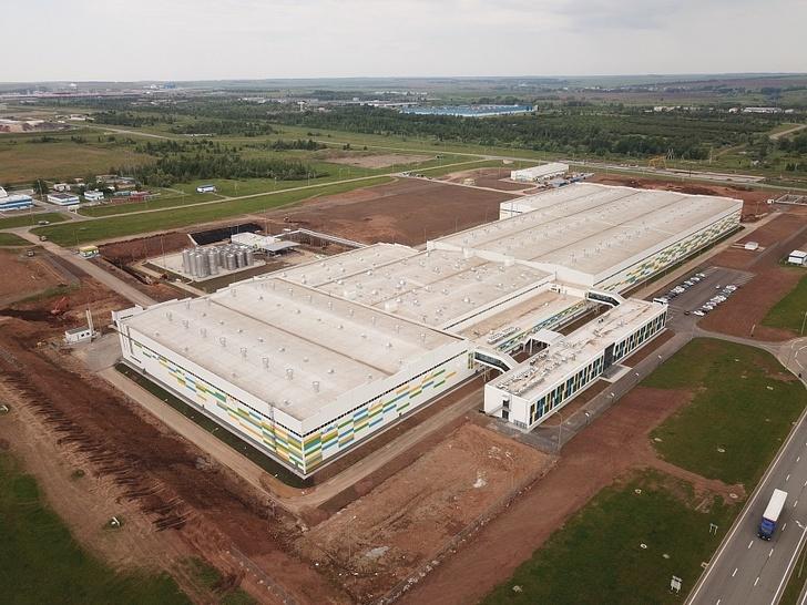 В Татарстане открыт завод по производству химических средств защиты растений «Август-Алабуга» события,Новости,сделано у нас