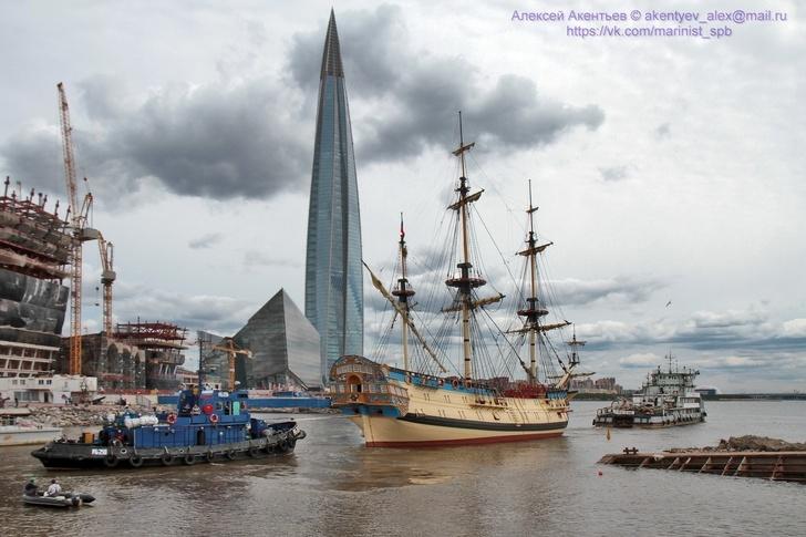 Линейный корабль «Полтава» в Кронштадте события,Новости,сделано у нас