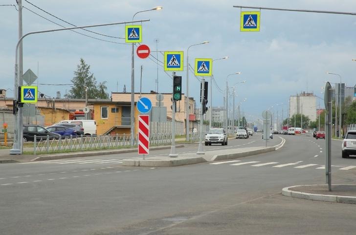 В Санкт-Петербурге открыто движение по Усть-Ижорскому шоссе события,Новости,сделано у нас