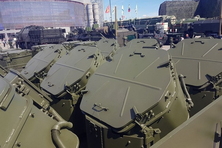 Враг не пройдет: минные заградители «Клещ-Г» рассекретили на «Армии» Армия и флот,сделано у нас
