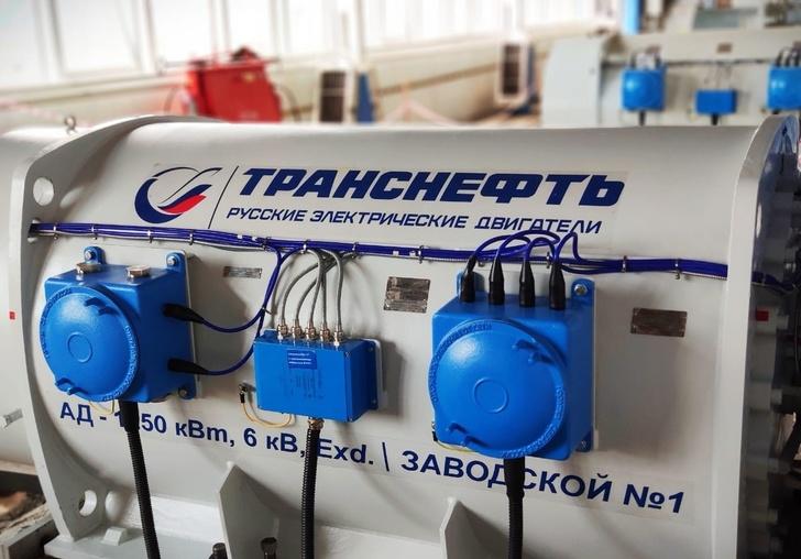 Первый двигатель производства АО «Русские электрические двигатели» введен в эксплуатацию события,Новости,сделано у нас
