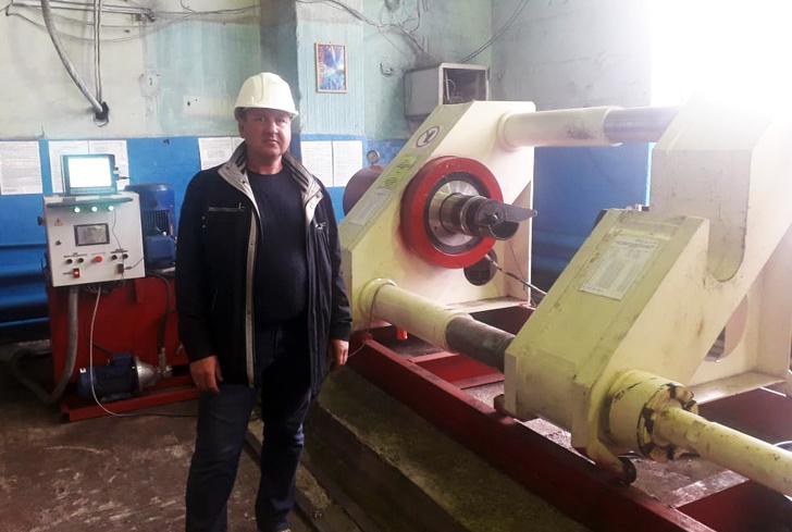 В Амурской области ООО «ВКМ Бурея» запустило вагонно-колесную мастерскую события,Новости,сделано у нас