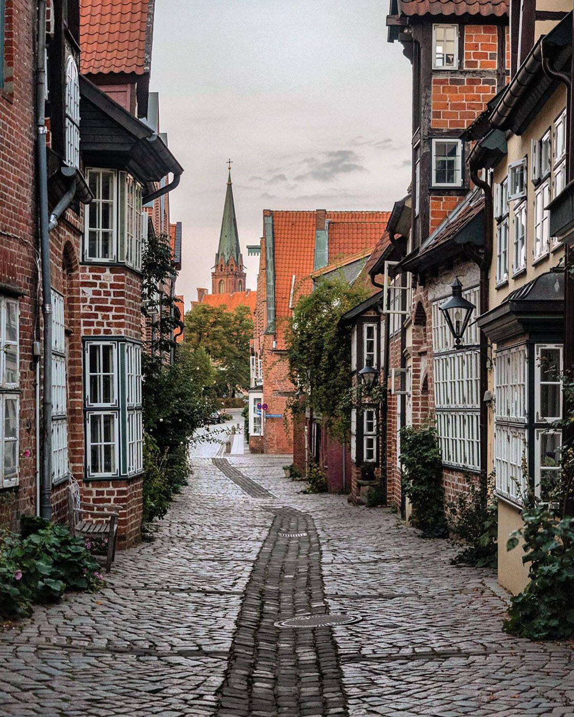 Городские пейзажи и уличная фотография Пьера Брауэра архитектура,город,дома,красота,пейзаж,постройки,путешествие
