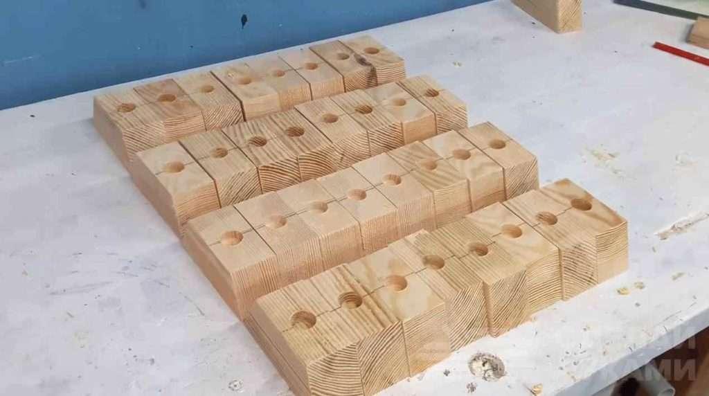 Декоративная садовая тележка из дерева своими руками Самоделки