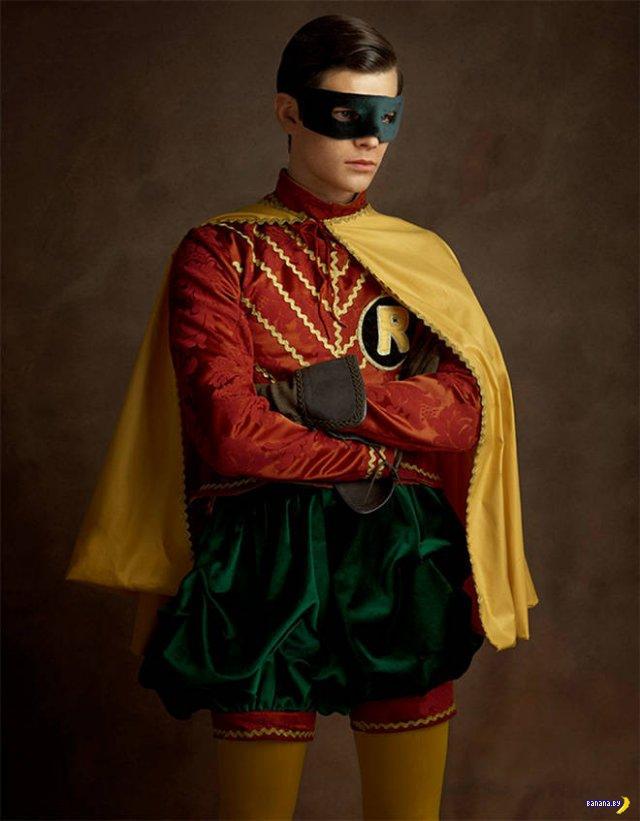 Супергерои Викторианской эпохи Интересное