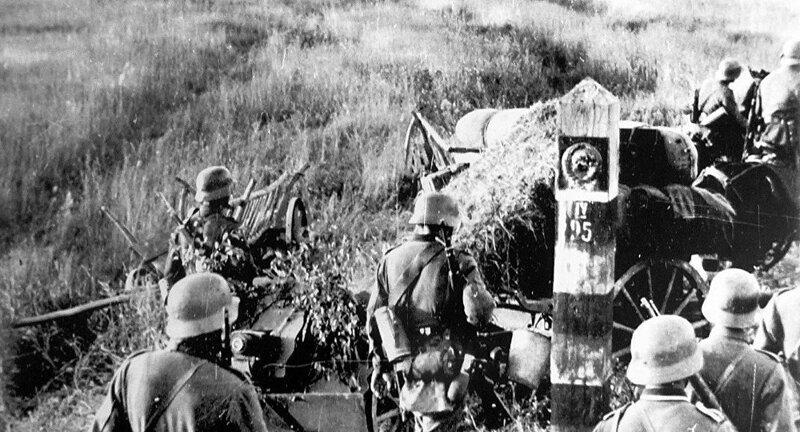 Блицкриг, которого не будет. 22 июня 1941-го Интересное