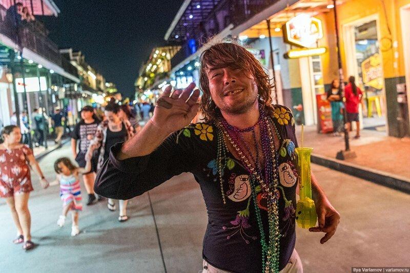 Новый Орлеан: могилы, джаз и криворукое благоустройство. Путевые заметки, день 7 туризм и отдых