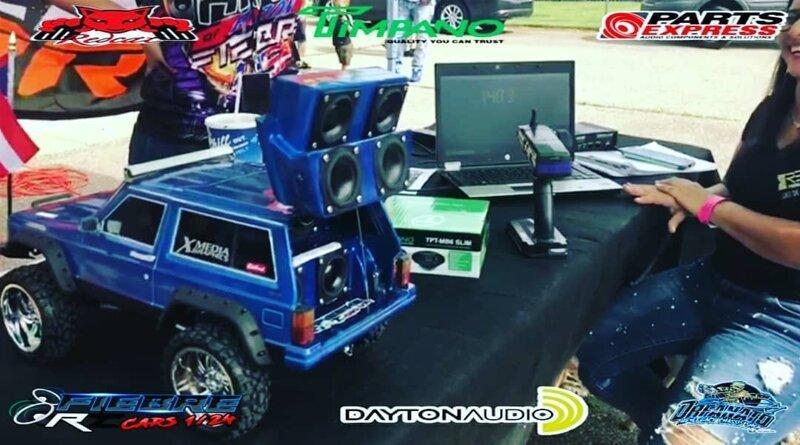 Соревнования по Автозвуку среди радиоуправляемых моделей   Интересное