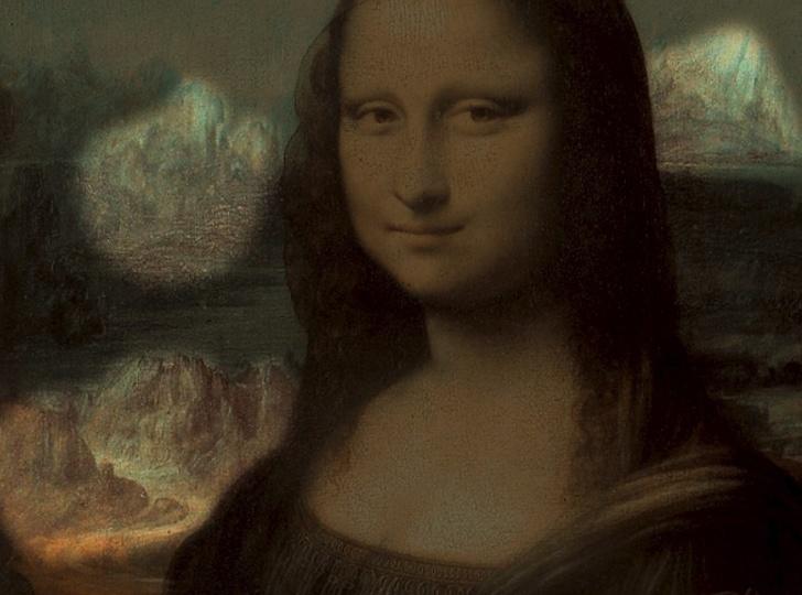 20+ доказательств того, что «Мону Лизу» нужно увидеть, пока это возможно Интересное