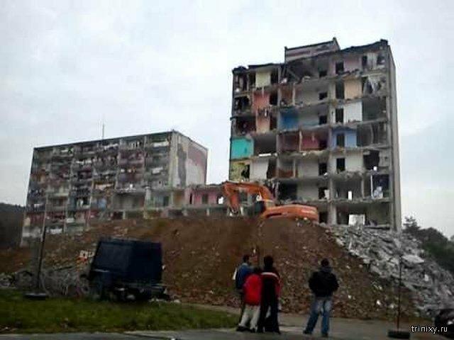 Как выглядит одно из самых больших цыганских гетто в Европе Интересное