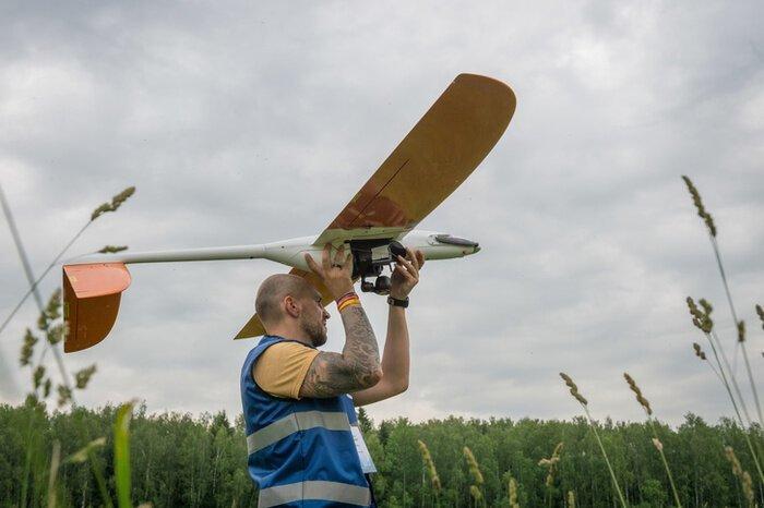В России создают технологии поиска людей в лесу   Интересное