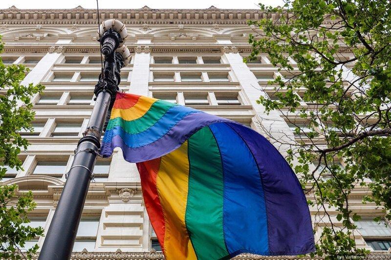 Сан-Франциско: как поживают богачи, геи и российское консульство туризм и отдых