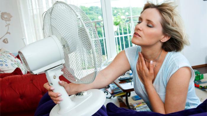 Как бороться с жарой без кондиционера Интересное