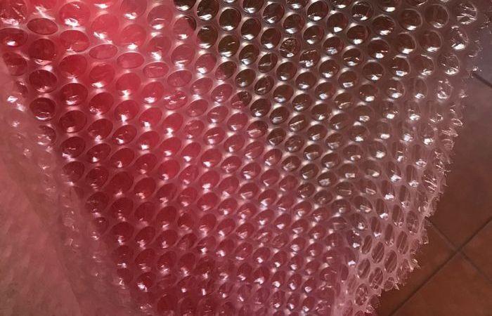 6 отличных вариантов, как можно использовать с пользой в быту пузырчатую пленку Интересное