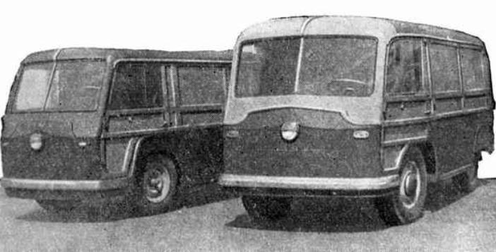 7 советских электромобилей История,ссср