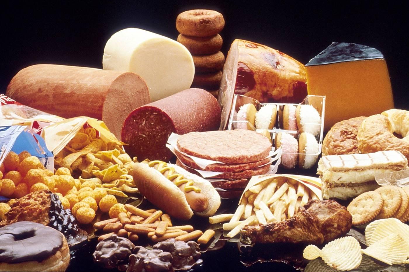 9 худших продуктов для вашего мозга еда,здоровье,питание