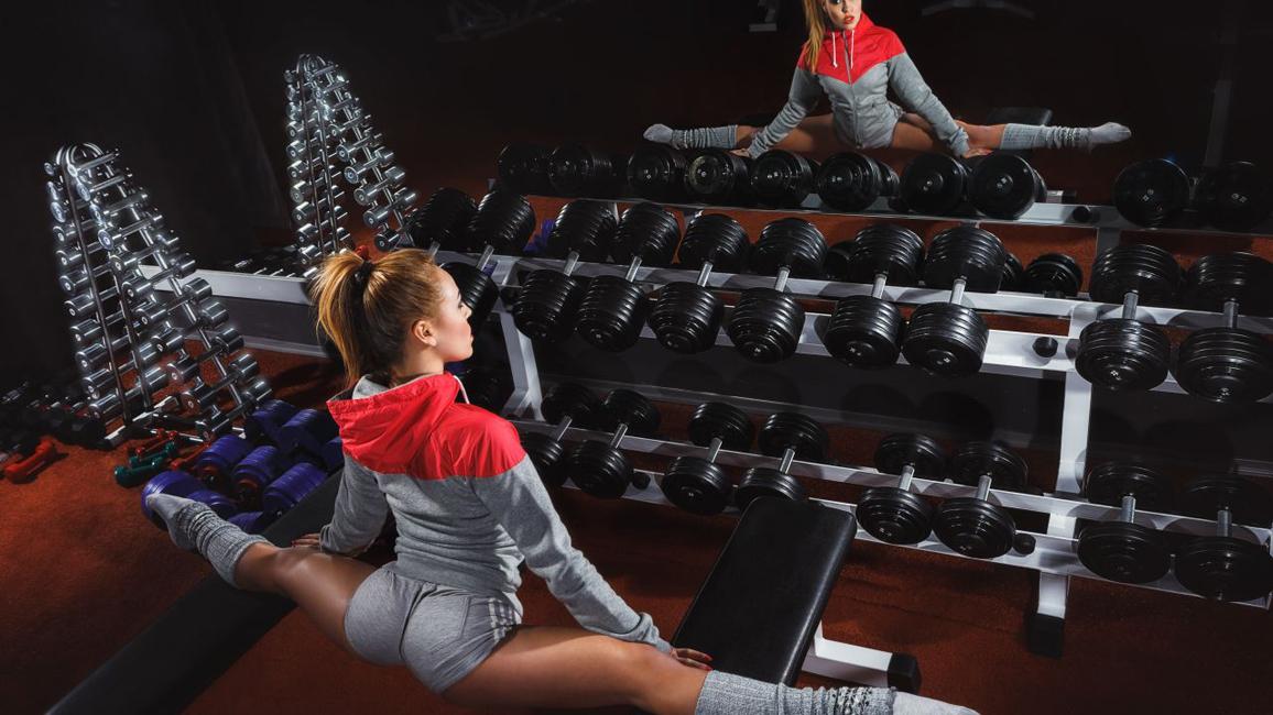 Ходить в спортзал стало по-настоящему опасно Девушки