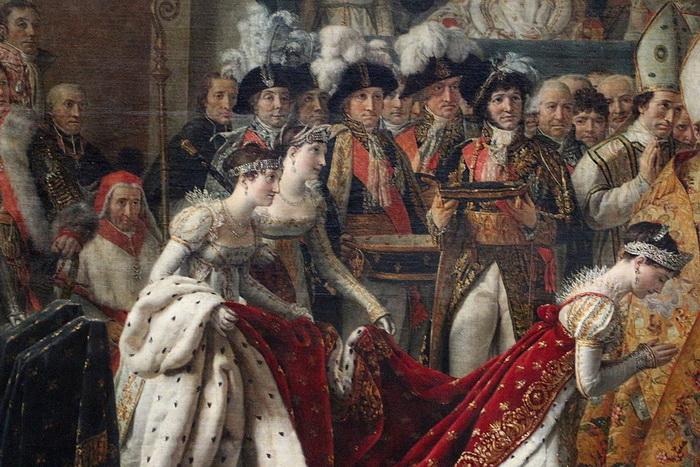 Как сподвижник Наполеона смог спастись от казни, благодаря платью своей жены доказательства,загадки,история,спорные вопросы
