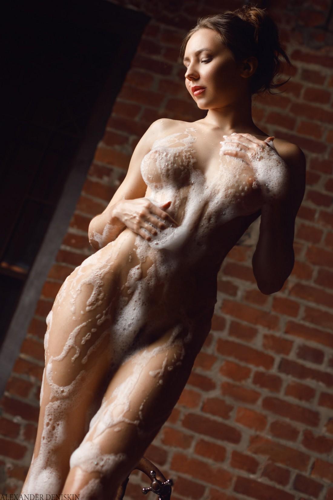 Чувственное «Ню» Александра Денискина фотография,чувственность