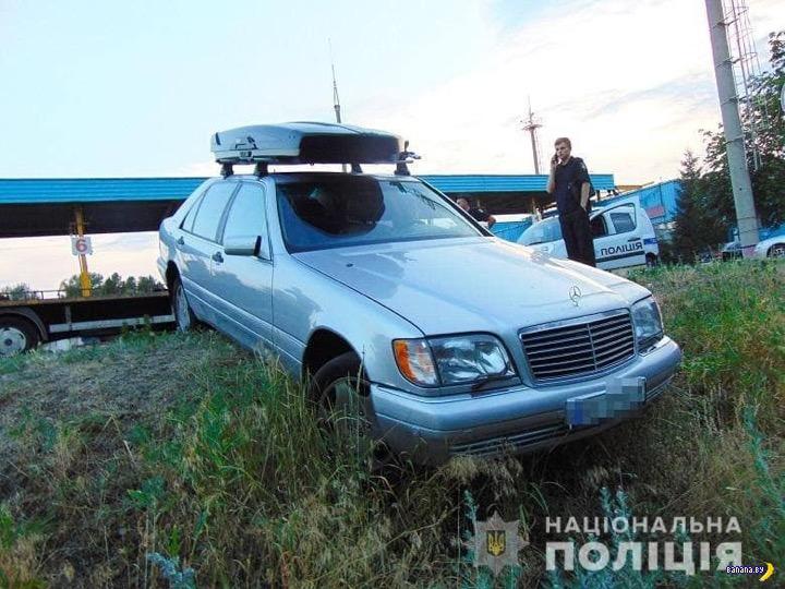 Исключительно идиотский поступок авто и мото,автоновости