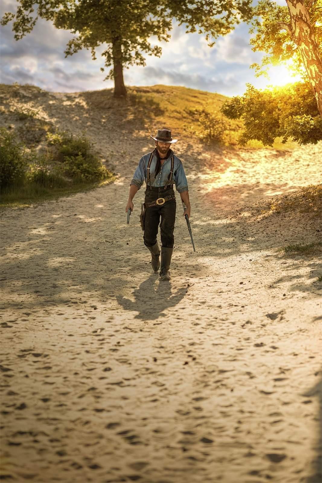 Косплей недели: Final Fantasy XV, Red Dead Redemption 2, Prince of Persia Игры,косплей