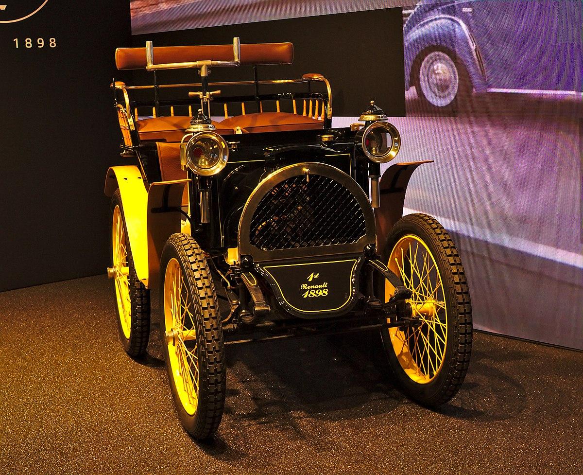 Каким был первый концепт-кар в истории, и когда его создали? автомобили,история
