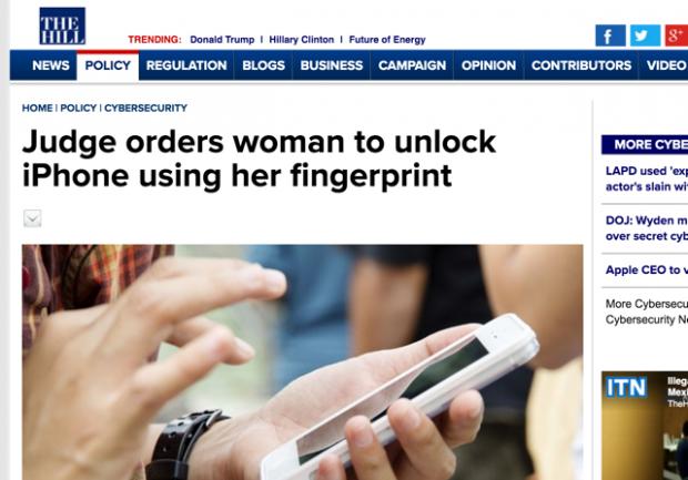 Что лучше использовать для блокировки телефона – сканер отпечатков пальцев или PIN-код? смартфоны,технологии