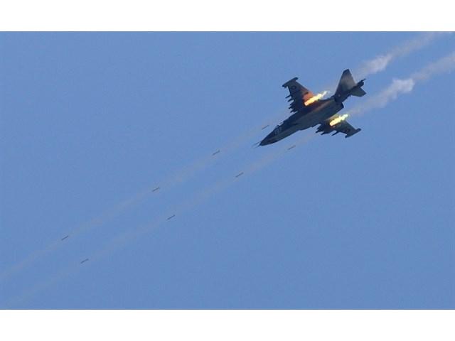«Успешно и с минимальными затратами»: какую роль Су-25 «Грач» сыграл в развитии российской штурмовой авиации ввс