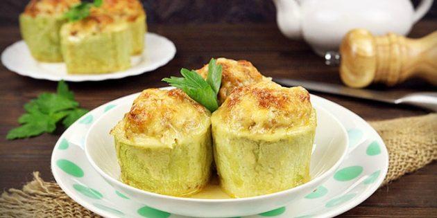 14 очень вкусных блюд из кабачков вкусные новости,закуски,кулинария,овощные блюда,рецепты