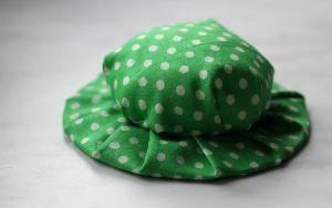 Как сшить игольницу-шляпку: мастер-класс женские хобби,игольница,поделки,рукоделие,своими руками,шитье