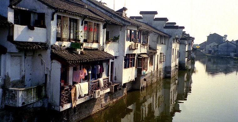 Не только Венеция: 5 самых красивых городов на воде заграница,мир,путешествие,туризм