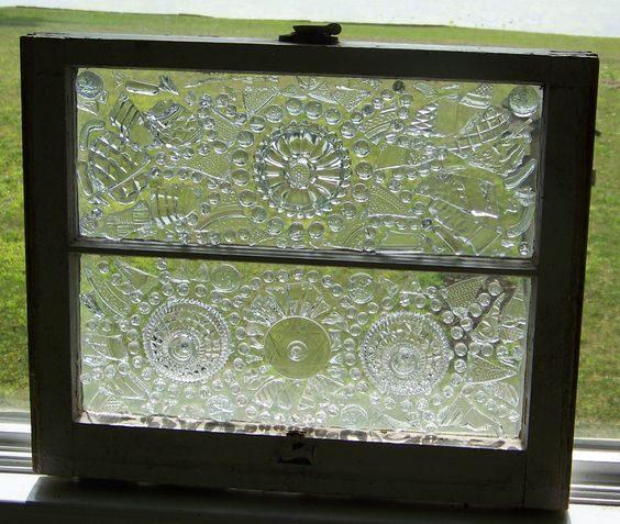 Идеи для декора из старого хрусталя домашний очаг,,переделка,рукоделие,своими руками,хрусталь