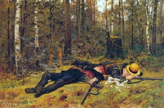 Почему имя художника Константина Савицкого было стерто с полотна «Утро в сосновом лесу»