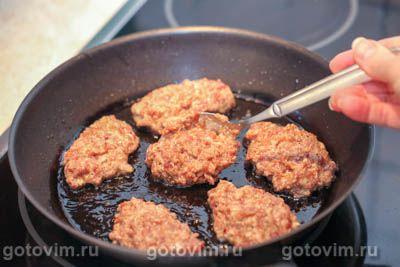 Котлеты из куриных сердечек кулинария,мясные блюда