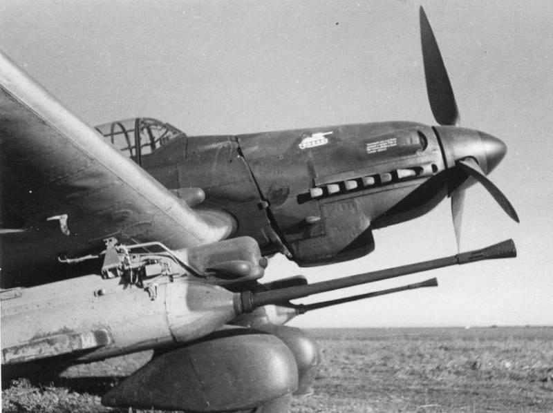 Оружие Второй мировой. Авиационные пушки калибром 30 мм и выше оружие