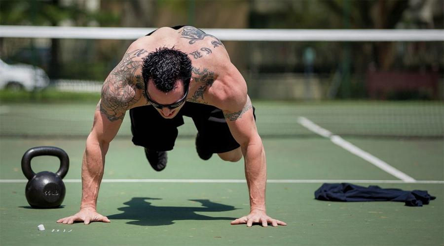 Делаем берпи каждый день: что будет через 2 недели Берпи,здоровье,метаболизм,осанка,Спорт,Тело,тренировка