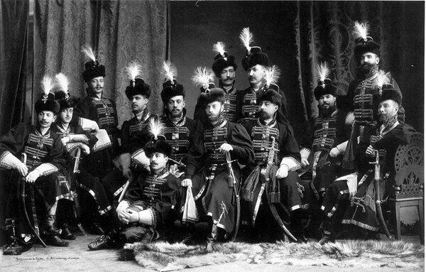 О дедовщине и классовости в армии Российской Империи